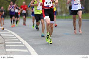 Startnummern Marathon